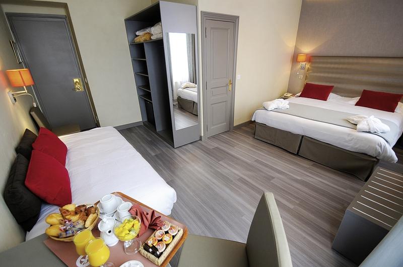 Hotel Hôtel Des Orangers 10 Bewertungen - Bild von DERTOUR