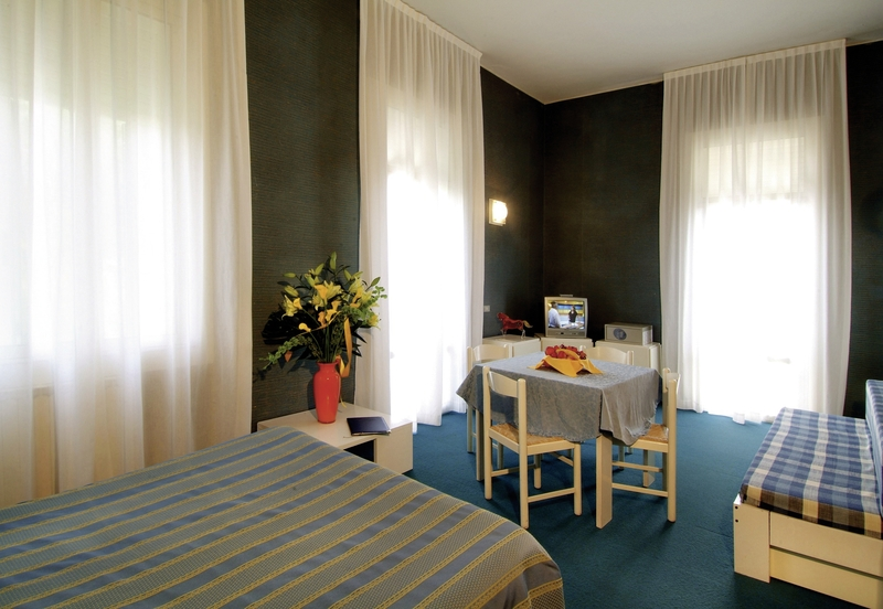 Hotelzimmer mit Fitness im Venezia 2000