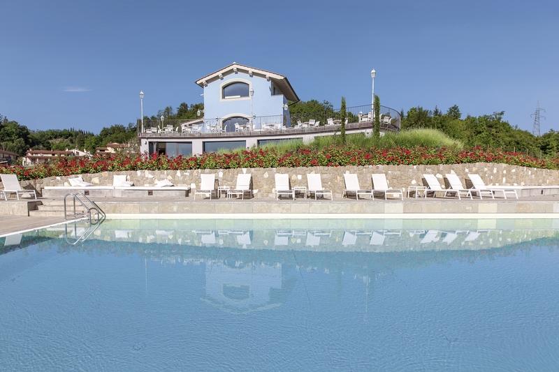 Villa Casagrande Hotel Spa Wine in Toskana - Bild von DERTOUR