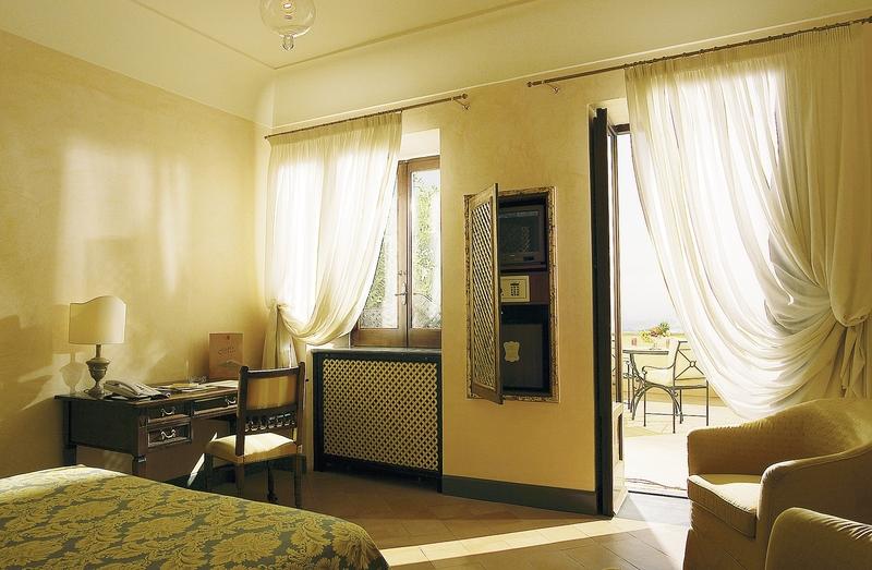 Hotelzimmer mit Spa im San Francesco al Monte