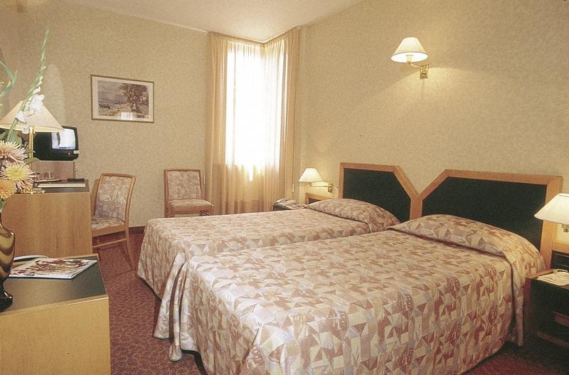 Hotelzimmer mit Surfen im Hotel Nettuno