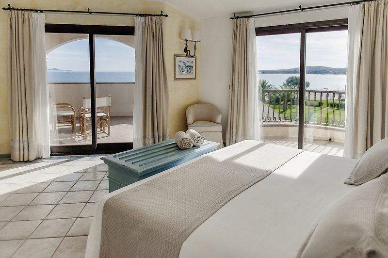 Hotelzimmer mit Yoga im Hotel Abi d'Oru