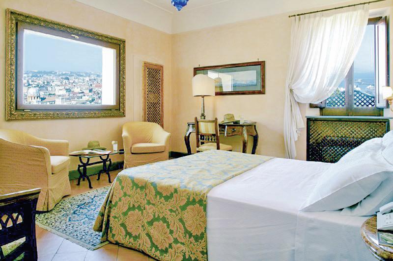Hotel San Francesco al Monte in Golf von Neapel - Bild von DERTOUR