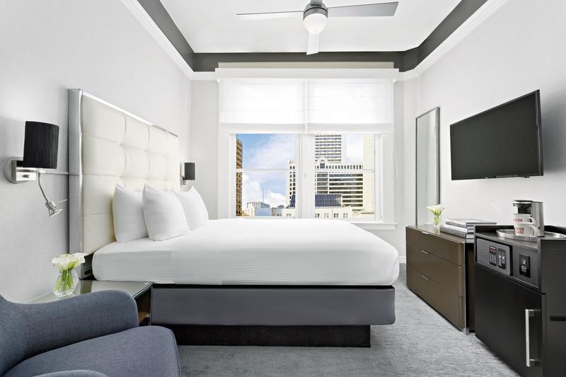 Hotel Union Square in Kalifornien - Bild von DERTOUR
