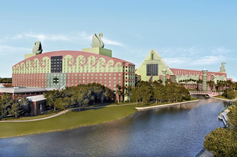 Hotel Walt Disney World Dolphin günstig bei weg.de buchen - Bild von DERTOUR