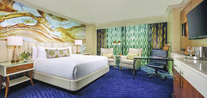 Hotelzimmer mit Golf im Mandalay Bay Resort & Casino