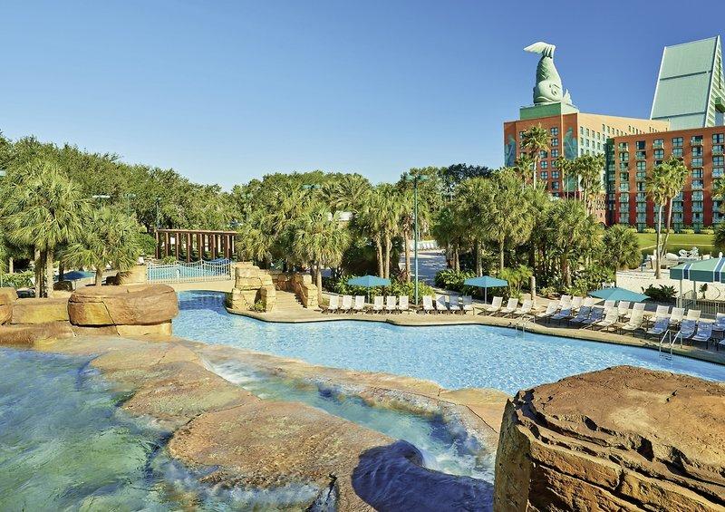 Hotel Walt Disney World Dolphin in Florida - Bild von DERTOUR