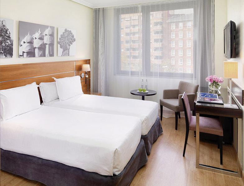 Hotelzimmer mit Pool im H10 Itaca
