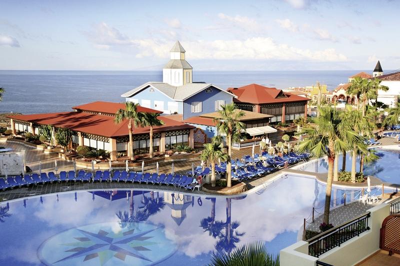 Hotel Sunlight Bahia Principe Costa Adeje günstig bei weg.de buchen - Bild von DERTOUR