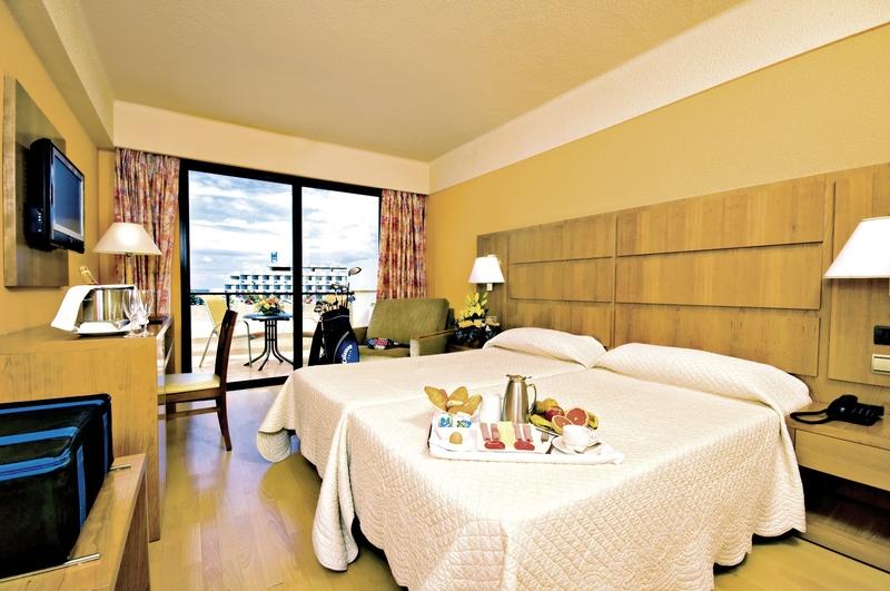 Hotelzimmer mit Yoga im Hotel Gala
