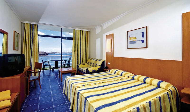 Hotelzimmer mit Fitness im THe Mirador Papagayo