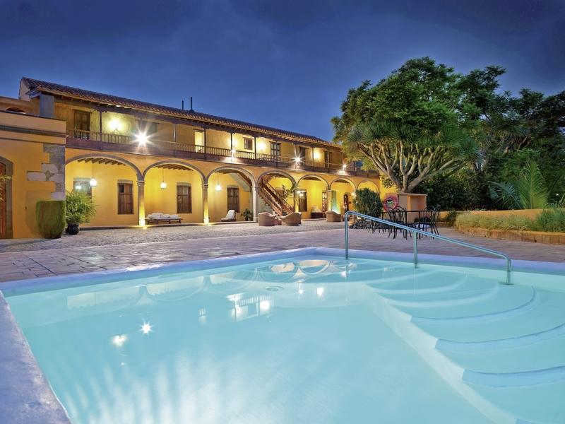 Hotel La Hacienda del Buen Suceso günstig bei weg.de buchen - Bild von DERTOUR