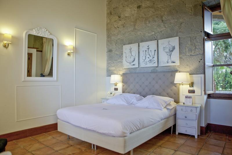 Hotelzimmer mit Golf im La Hacienda del Buen Suceso