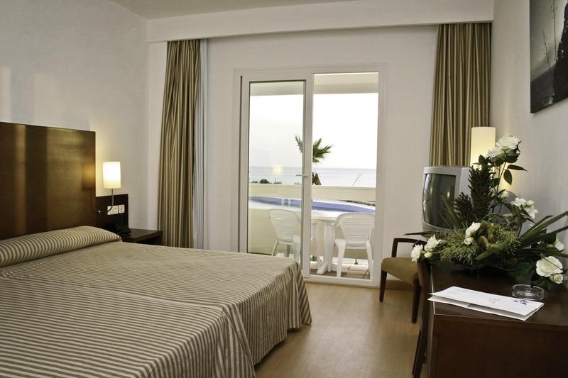 Hotelzimmer mit Fitness im Hotel Garbí Costa Luz