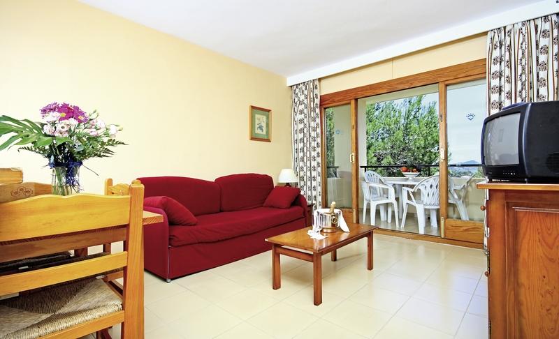 Hotelzimmer mit Reiten im Valentin Paguera Hotel
