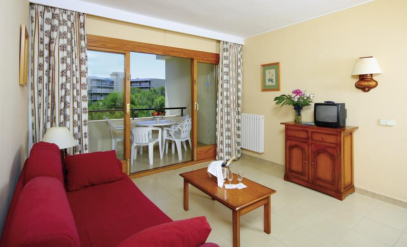 Hotelzimmer im Valentin Paguera Hotel günstig bei weg.de