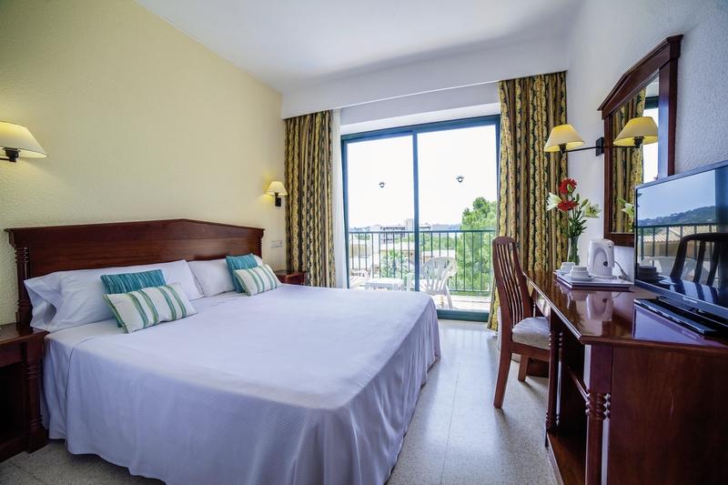 Hotelzimmer mit Fitness im Valentin Paguera Hotel