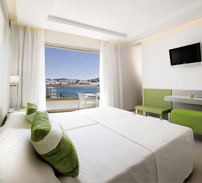 Hotelzimmer mit Fitness im Hotel Torre del Mar