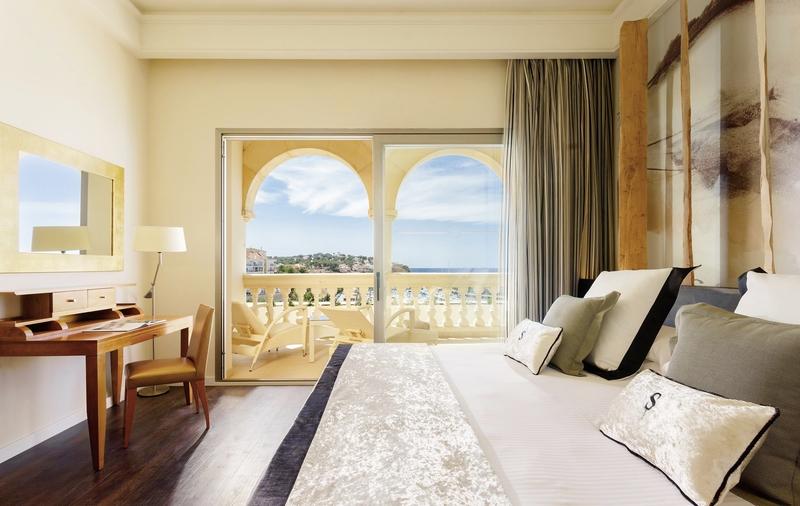 Hotelzimmer mit Fitness im Pure Salt Port Adriano