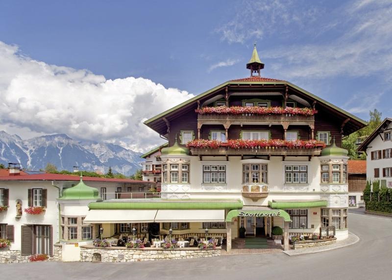 Sporthotel Igls in Nordtirol - Bild von DERTOUR