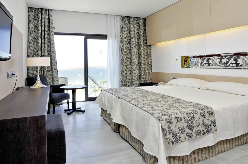 Hotelzimmer mit Golf im Hipotels Gran Conil & Spa
