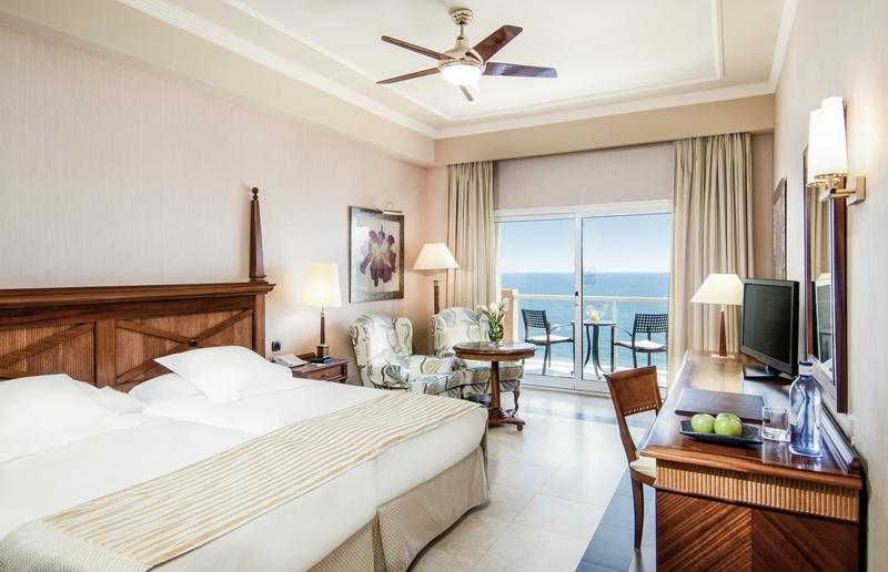 Hotelzimmer mit Fitness im Elba Estepona Gran Hotel & Thalasso Spa
