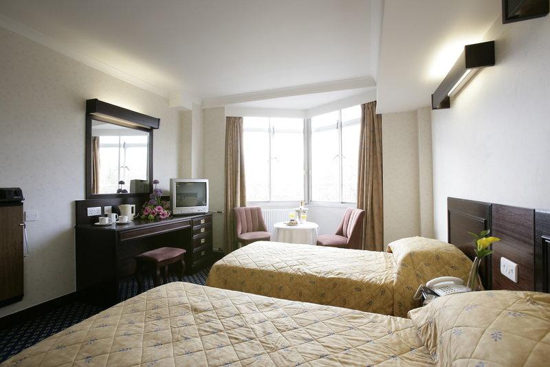 Hotelzimmer mit Spa im The President Hotel
