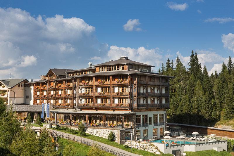 Falkensteiner Hotel Cristallo günstig bei weg.de buchen - Bild von Terra Reisen / TUI Austria