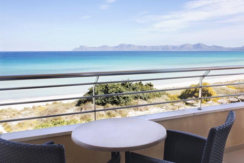 Hotelzimmer mit Fitness im Grupotel Natura Playa