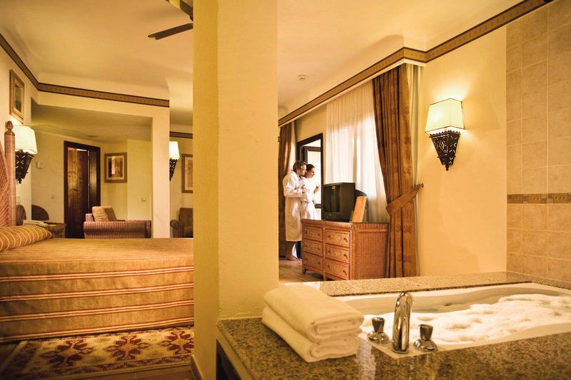 Hotelzimmer mit Fitness im ClubHotel Riu Karamboa