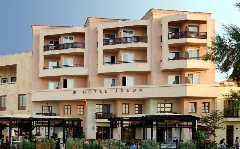 Hotel Ideon in Kreta - Bild von Gulet