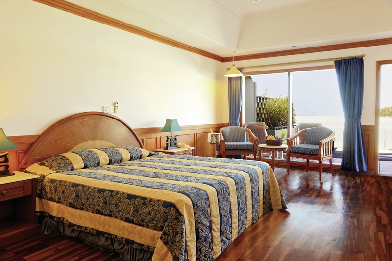 Hotelzimmer mit Golf im Sun Island Resort & Spa