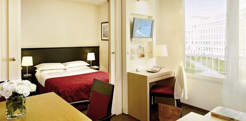 Residhome Appart Hotel Val d'Europe in Ile de France - Bild von DERTOUR