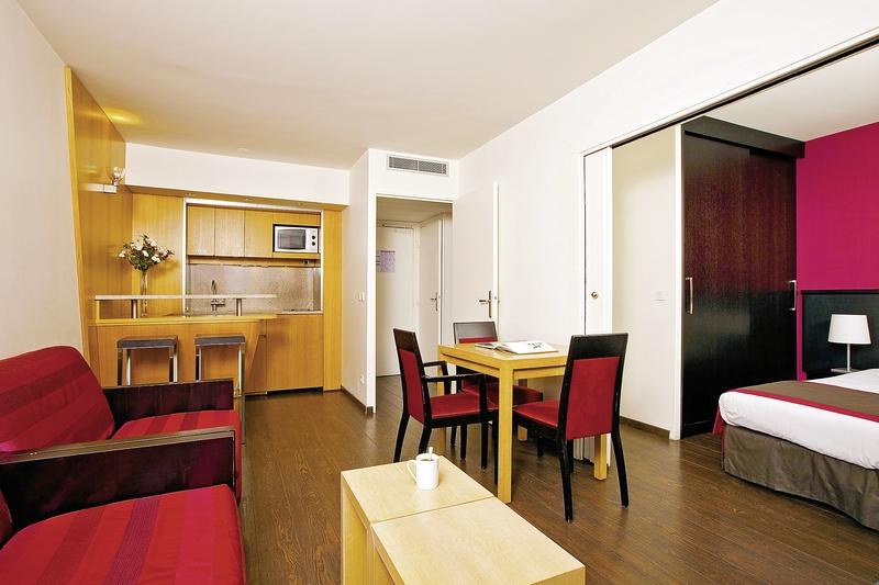 Residhome Appart Hotel Val d'Europe 7 Bewertungen - Bild von DERTOUR