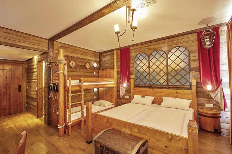 Heide Park Abenteuerhotel günstig bei weg.de buchen - Bild von DERTOUR