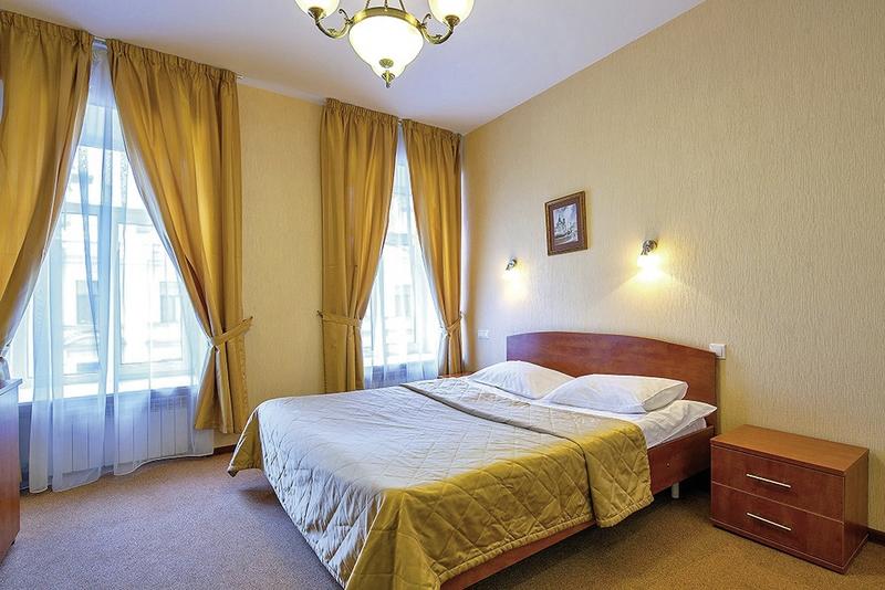 Nevsky Hotel Aster in Sankt Petersburg und Umgebung - Bild von DERTOUR