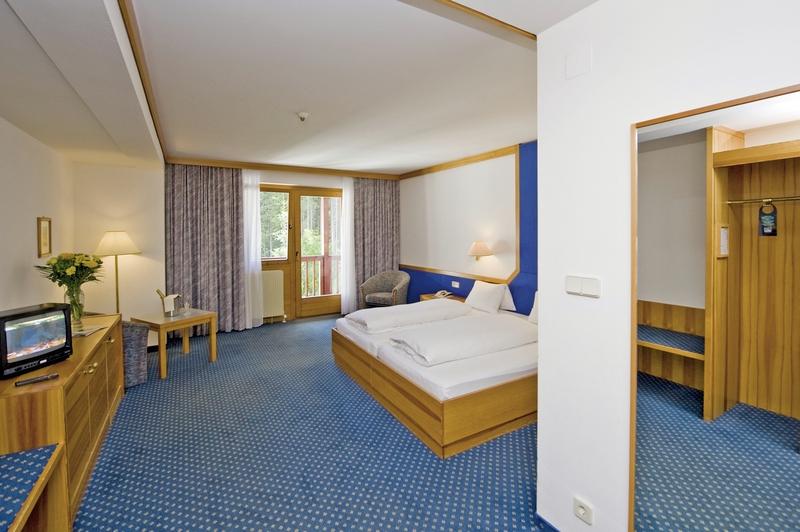 Hotelzimmer mit Golf im Alpenhotel Weitlanbrunn