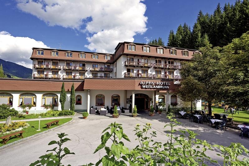 Alpenhotel Weitlanbrunn günstig bei weg.de buchen - Bild von DERTOUR