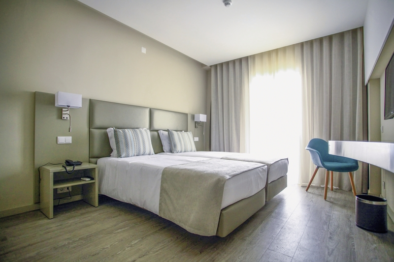 Hotelzimmer mit Fitness im Maria Nova Lounge Hotel