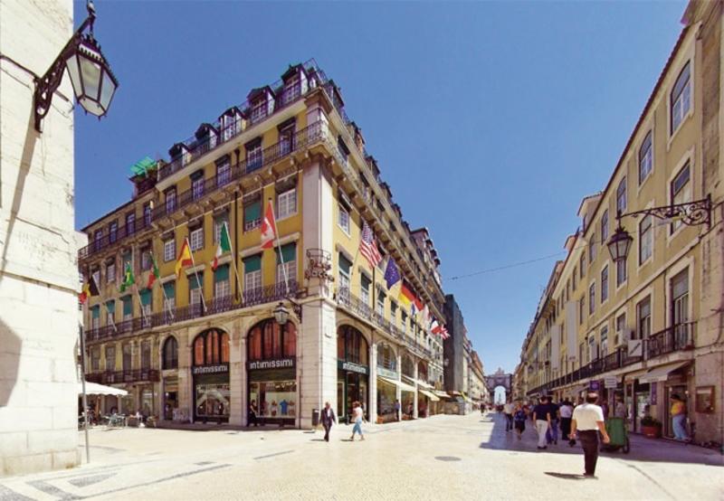 Hotel Duas Nacoes in Region Lissabon und Setúbal - Bild von DERTOUR