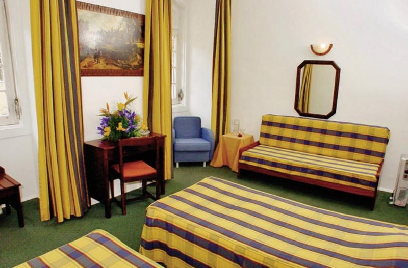 Hotelzimmer mit Kinderbetreuung im Duas Nacoes