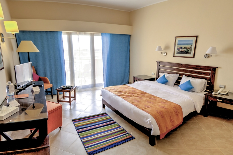Hotelzimmer mit Golf im Viva Blue Resort & Diving Sharm El Naga