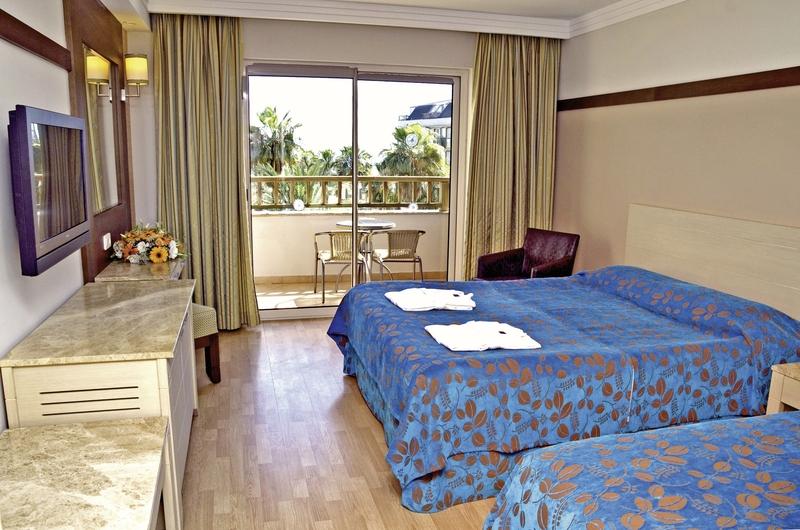 Hotelzimmer mit Yoga im Hotel Oleander Side