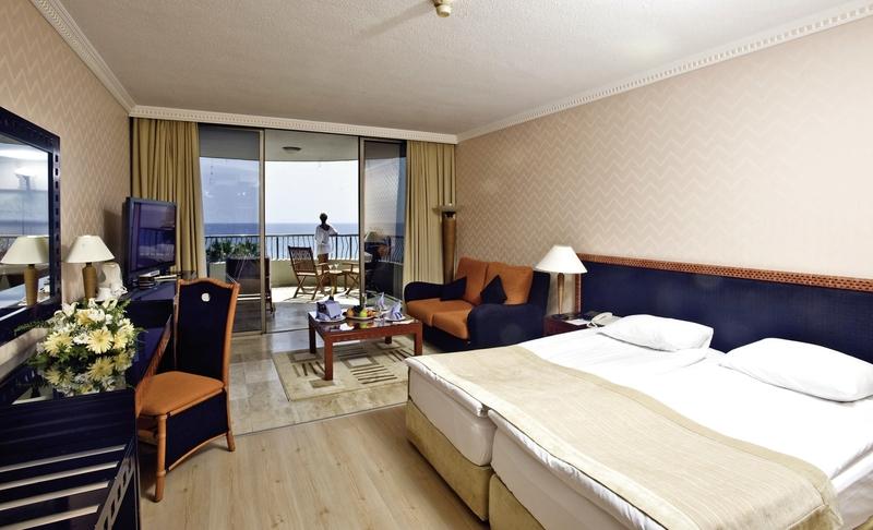 Hotelzimmer mit Volleyball im Crystal Sunrise Queen Luxury Resort & Spa