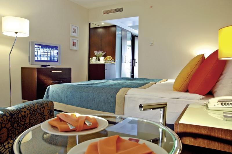 Hotelzimmer mit Yoga im Arum Barut Collection