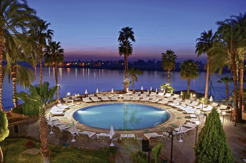 Hotel Achti Resort Luxor in Oberägypten - Bild von DERTOUR