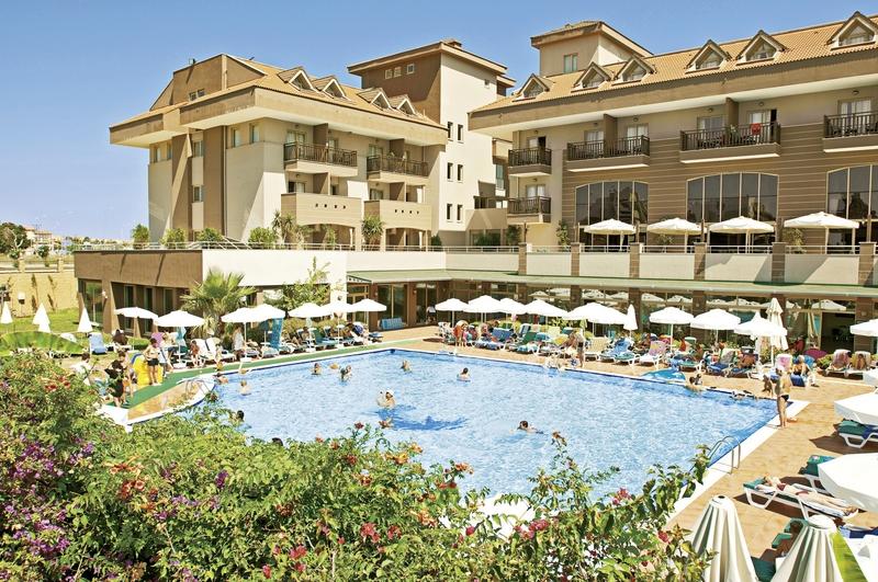 Hotel PrimaSol Hane Family Resort in Türkische Riviera - Bild von DERTOUR
