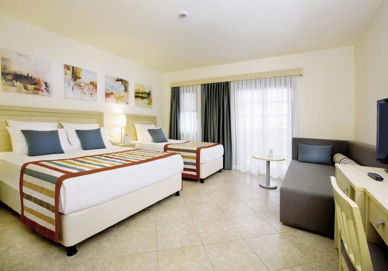 Hotelzimmer mit Volleyball im Paloma Grida Resort & Spa