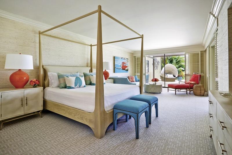 Hotelzimmer mit Volleyball im Four Seasons Resort Maui at Wailea