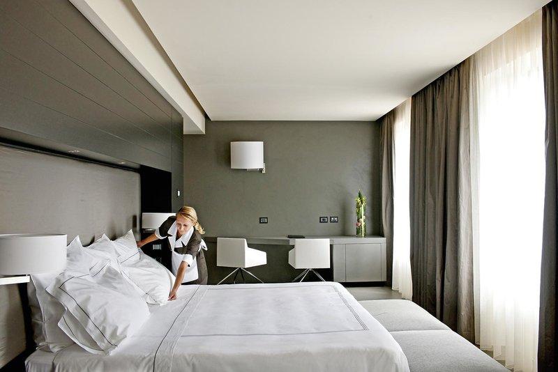 Hotelzimmer mit Golf im Lido Palace
